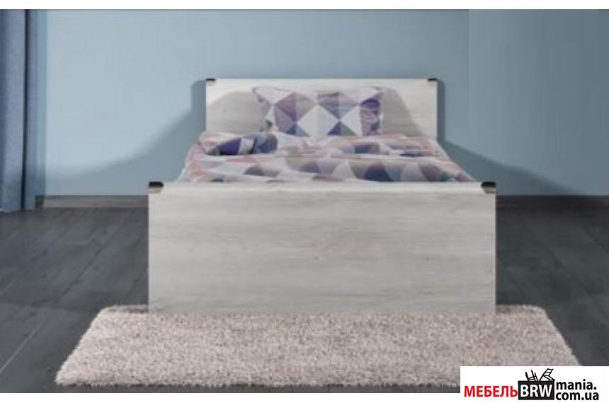 Ліжко (каркас) Індіана Сосна каньйон JLOZ140 БРВ