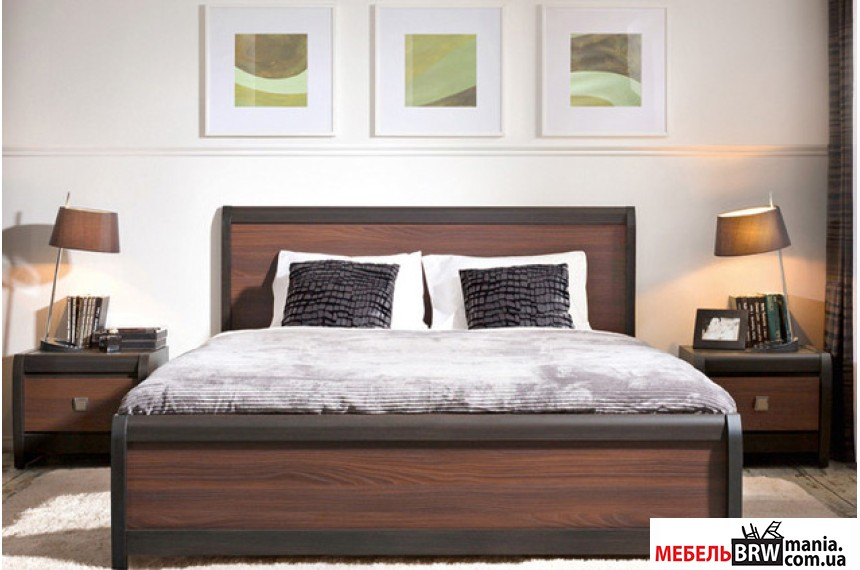 Спальня Лорен 1 БРВ