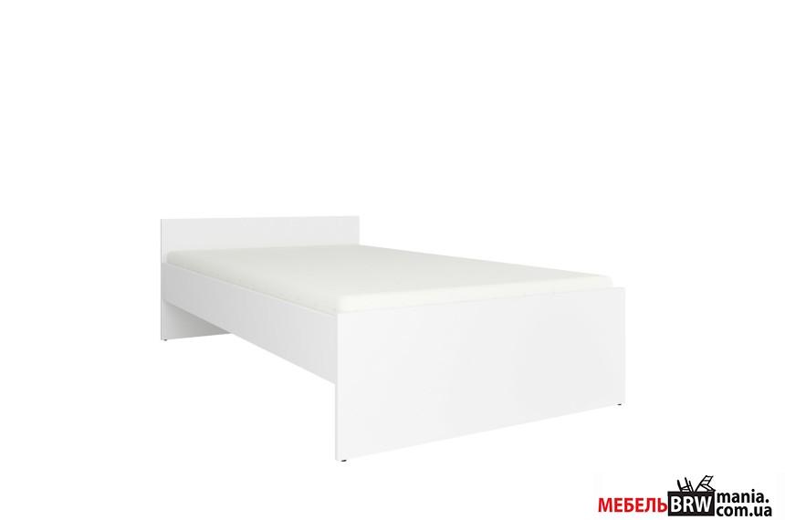 Ліжко двоспальне (каркас) Непо Німфея альба LOZ160 Гербор