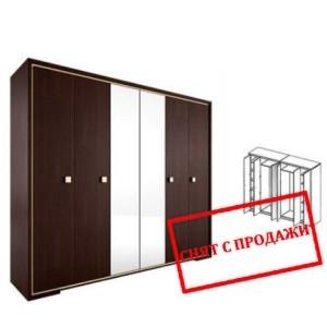 Gerbor (Гербор) Шкаф Николь Nikole 6d