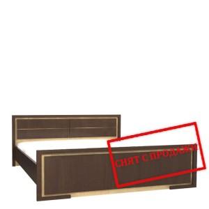 Gerbor (Гербор) Кровать двуспальная Николь Nikole 160 (каркас)