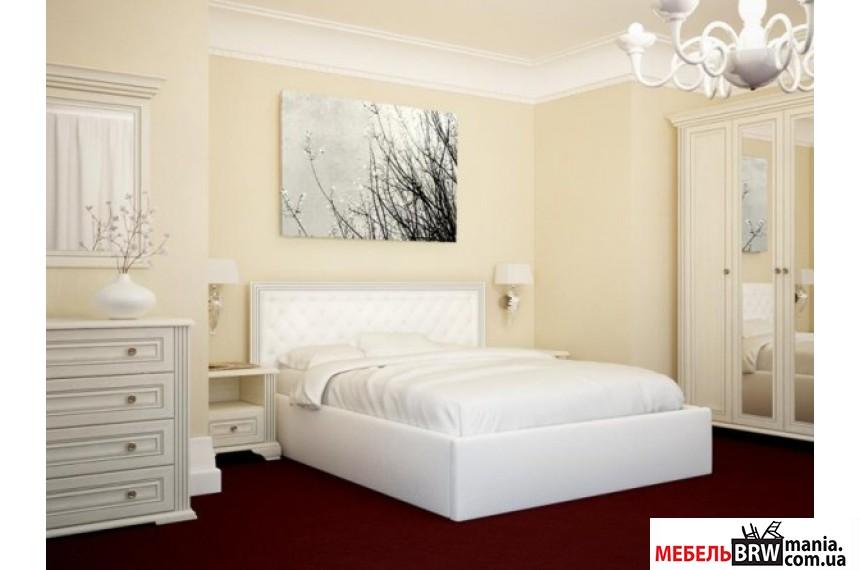 модульная спальня вайт White купить недорого киев и украина Brw